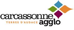 Mairie de Badens - Logo carcassonne agglo