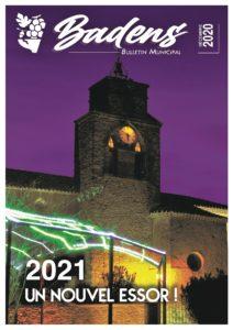 Bulletin municipal décembreb 2020